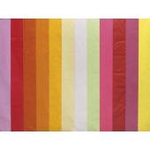papiers de soie de couleur