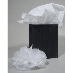 Les papiers de soie blancs