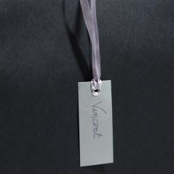 Etiquettes ruban