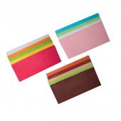 Combiverpakking gekleurd zijdepapier