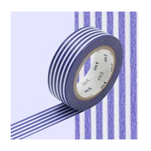 mt MASKING TAPE rayures bicolores