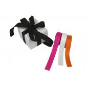 Geribbelde geschenkband