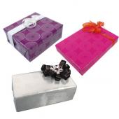 Geschenkpapier Optik