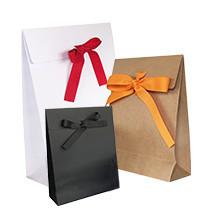 Papieren geschenkzakjes